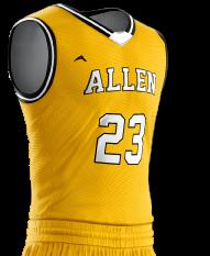 Basketball Jersey Pro 230 Side