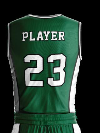Basketball Jersey Pro 231 Back