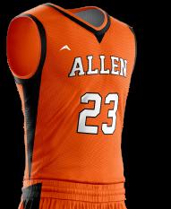 Basketball Jersey Pro 233 Side