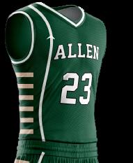 Basketball Jersey Pro 236 Side