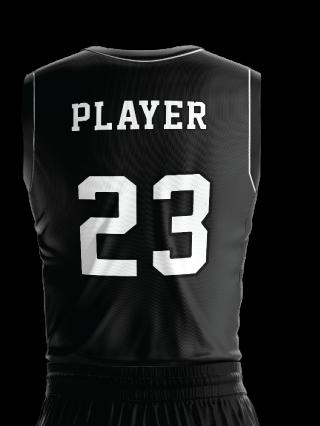 Basketball Jersey Pro 237 Back