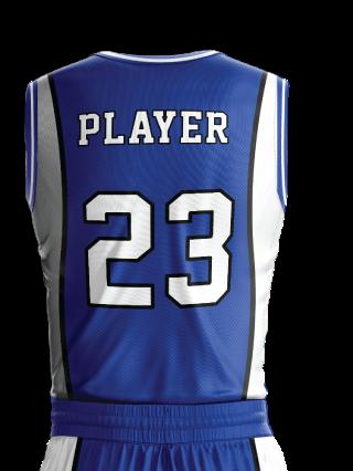 Basketball Jersey Pro 239 Back