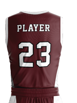 Basketball Jersey Pro 240 Back