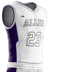 Basketball Jersey Pro 244 Side