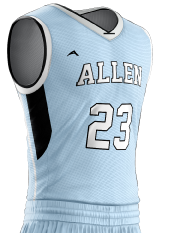 Basketball Jersey Pro 249 Side