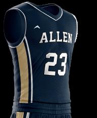 Basketball Jersey Pro 250 Side