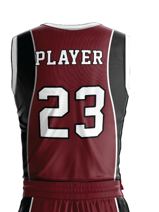 Basketball Jersey Pro 253 Back