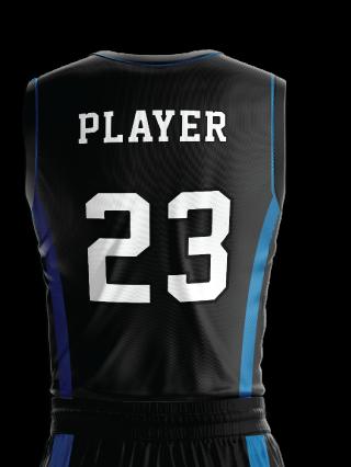 Basketball Jersey Pro 254 Back