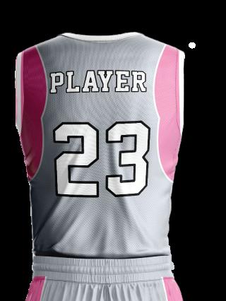 Basketball Jersey Pro 255 Back