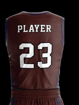 Basketball Jersey Pro 256 Back