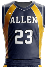 Image for Basketball Jersey Pro 258