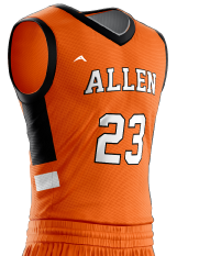 Basketball Jersey Pro 259 Side