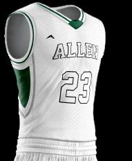 Basketball Jersey Pro 260 Side