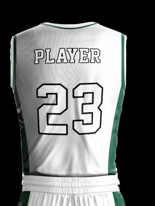 Basketball Jersey Pro 263 Back
