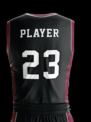 Basketball Jersey Pro 264 Back