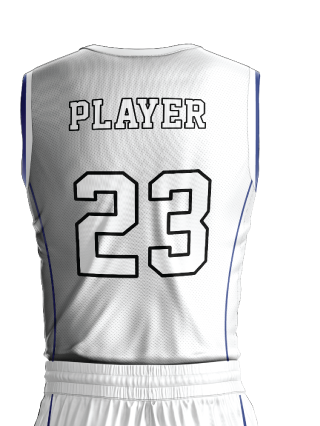 Basketball Jersey Pro 266 Back