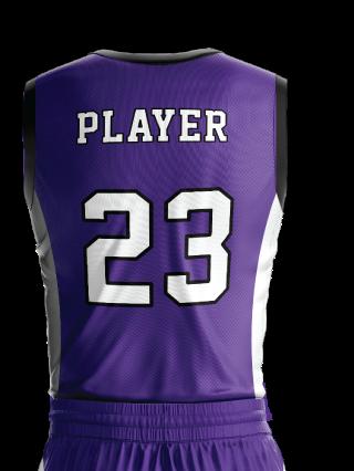 Basketball Jersey Pro 267 Back