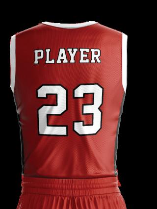 Basketball Jersey Pro 268 Back