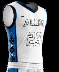 Basketball Jersey Pro 270 Side