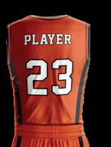 Basketball Jersey Pro  271 Back