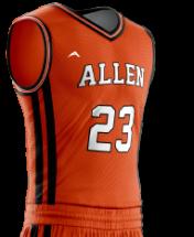 Basketball Jersey Pro  271 Side