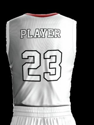 Basketball Jersey Pro 272 Back