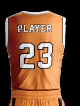Basketball Jersey Pro 277 Back
