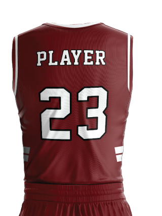 Basketball Jersey Sublimated 226 Back