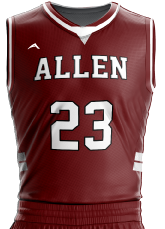 Image for Basketball Jersey Sublimated 226