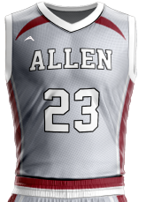 Image for Basketball Jersey Sublimated 502