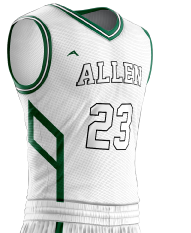 Basketball Jersey Sublimated 505 Side