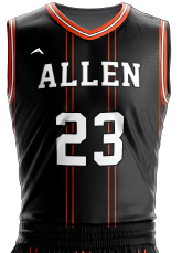 Image for Basketball Jersey Sublimated 506