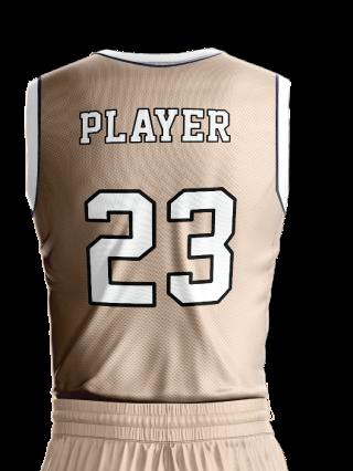 Basketball Jersey Sublimated 508 Back