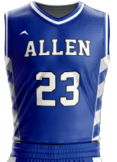 Image for Basketball Jersey Sublimated 509
