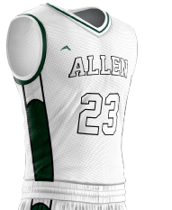 Basketball Jersey Sublimated 510 Side