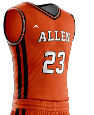 Basketball Jersey Sublimated 512 Side