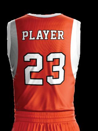 Basketball Jersey Sublimated 515 Back