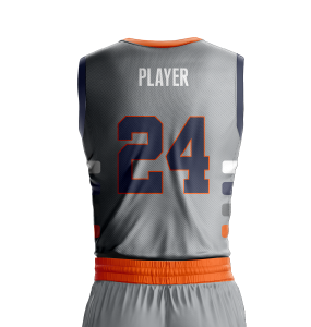 Basketball Jersey Sublimated Elite Back