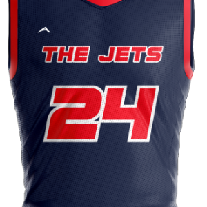 Image for Basketball Jersey Sublimated Jets