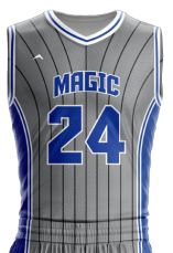 Image for Basketball Jersey Sublimated Magic