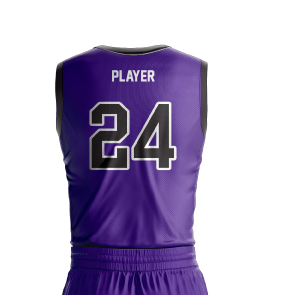 Basketball Jersey Sublimated Royals Back