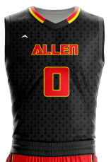 Image for Basketball Jersey Sublimated Triad