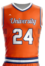 Image for Basketball Jersey Sublimated University