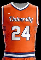 Image for Basketball Jersey Sublimated University