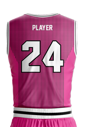 Basketball Jersey Sublimated Warriors Back