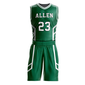 Image for Basketball Uniform Sublimated 505