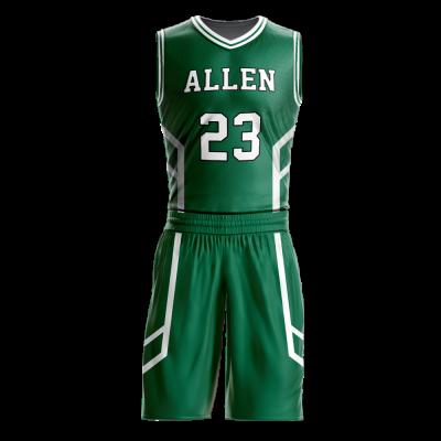 Basketball Uniform Sublimated 505