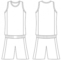 Basketball Uniform Pro MY OWN
