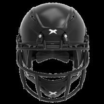Black helmet shell, black facemask XRS  2 1S