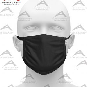 Image for 3 Ply Cotton Knit Face Mask
